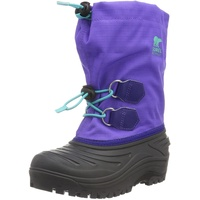 Sorel Kinder Youth Super Trooper Purple arrow)/blau Reef Größe: 38