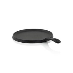 BBQ-Toro Grillpfanne BBQ-Toro Gusseisen Crêpespfanne Ø 26 cm, Gusseisen Grillpfanne