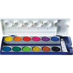 Deckfarbkasten K12 12 Farben
