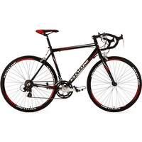 KS-CYCLING Euphoria 28 Zoll RH 55 cm schwarz