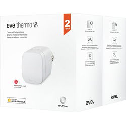 EVE Thermo 2020 2-er Pack Smartes Heizkörperthermostat