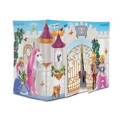 Playmobil® Spiel, Playmobil Prinzessinnen-Schloss-Spielzelt natur