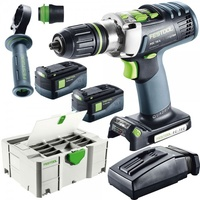 Festool PDC 18/4 Li 5,2-Plus QUADRIVE