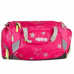 Ergobag Sporttasche 40 cm pinke sterne cinbärella