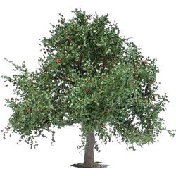 Busch 3652 Baum Apfelbaum 75mm 1St.