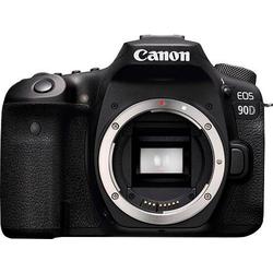 Canon EOS 90D Body Spiegelreflexkamera (32,5 MP, WLAN (Wi-Fi), Bluetooth)