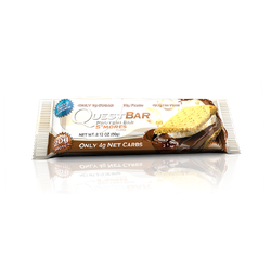 Quest Protein Bar - 60 g Riegel - S´Mores - Quest Nutrition -
