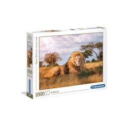 Clementoni® Puzzle Clementoni - The King, 1000 Teile Puzzle, 1000 Puzzleteile