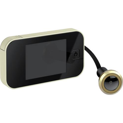 Basi 6800-0071 Digitaler Türspion mit TFT-Display 8.1cm 3.2 Zoll