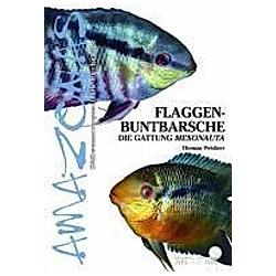 Flaggenbuntbarsche. Thomas Weidner  - Buch