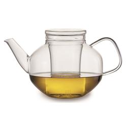 JENAER GLAS Teekanne RELAX Family mit Glasdeckel und Glassieb 1,4 Liter NEUHEIT