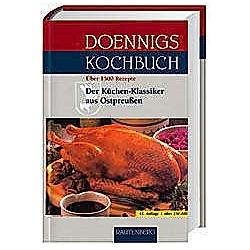 Doennigs Kochbuch. Elisabeth Doennig  Margarete Doennig  - Buch