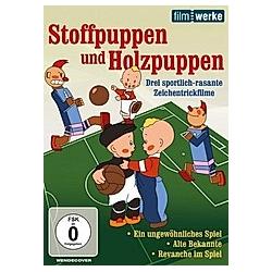 Stoffpuppen Und Holzpuppen - DVD  Filme