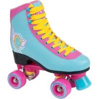 Hudora Roller Disco Skate Wonders blau/pink, 37-38