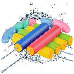 TOPMELON Wasserpistole (6-tlg), Spielzeug Wasserpistole