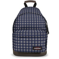 EASTPAK Wyoming checksange blue