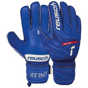 Reusch Torwarthandschuhe Reusch Attrakt Silver Junior Expanse Cut blau 5,5