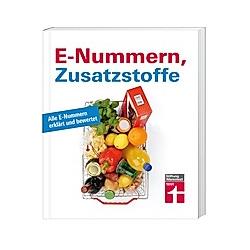 E-Nummern, Zusatzstoffe