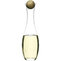Sagaform Wein/Wasserkaraffee mit Eichenkorken 1 L