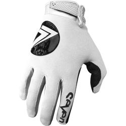 Seven MX Handschuhe Annex 7 Dot Weiß