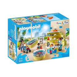 Playmobil® Spielfigur PLAYMOBIL® 9061 Aquarium-Shop