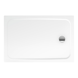 """Kaldewei """"Cayonoplan"""" Duschwanne 75 × 110 × 1,8 cm… mit Wannenträger extraflach"""