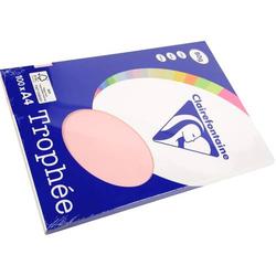 Kopierpapier Pollen A4 80g/qm 100 Blatt rosa