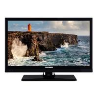 Telefunken LED-Fernseher (22 Zoll, Full HD, DVB-T2 HD) XF22D101 schwarz