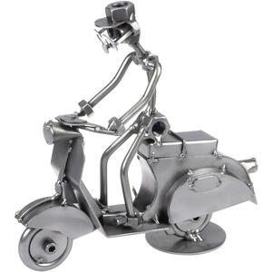 metalman24 Schraubenmännchen MOTOROLLER MOTORRAD vespa roller handgefertigte ausgefallene Geschenkidee