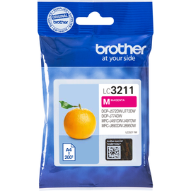 Brother LC-3211M magenta