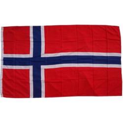 XXL Flagge Norwegen 250 x 150 cm Fahne mit 3 Ösen 100g/m² Stoffgewicht
