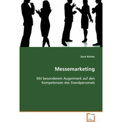 Messemarketing als Buch von Dorit Richter