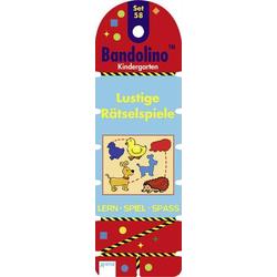 Bandolino (58) Lustige Rätselspiele