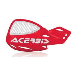 Acerbis MX Uniko Vented Handprotektoren, rot
