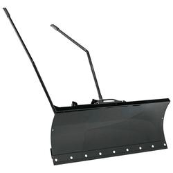 AL-KO Schneeräumschild, 125 cm Arbeitsbreite, für Rasentraktoren der Reihe Black-Edition