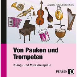 Mit Pauken und Trompeten. CD