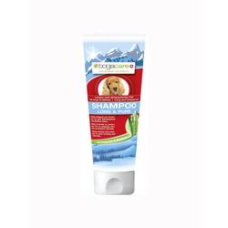 Bogar Pfelge für Hunde - Haut- und Fellpflege Bogacare SHAMPOO LONG & PURE 6x 200 ml
