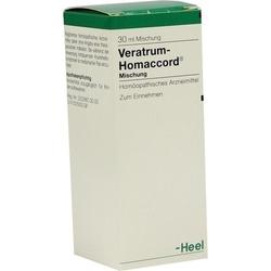 VERATRUM HOMACCORD Tropfen 30 ml