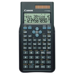 Taschenrechner F-715 SG wissenschaftlich
