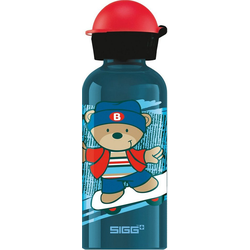 Sigg Trinkflasche SIGG Alu-Trinkflasche Skate, 400 ml