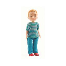 DJECO Puppenhausmöbel Puppenhaus - Alice bunt