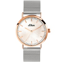 s.Oliver Milanaise 38 mm SO-3669-MQ