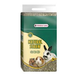 Klein Pakje Stro voor Knaagdieren  2 x 1 kg