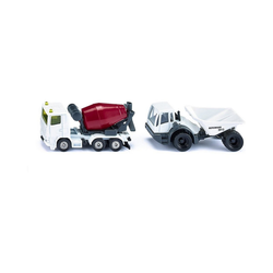 Siku Spielzeug-Auto 1692 Baustellen Set