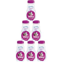 Whiskas Katzenmilch, 6 Flaschen à 200 ml