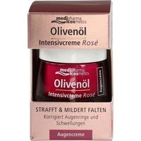 Medipharma Cosmetics Olivenöl Intensivcreme Rose Augencreme