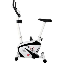Christopeit Heimtrainer CL 2 Bike Fitnessbike Ausdauertraining Fitness Rad