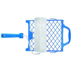 STORCH 2-teilig Roller-Set, 23 cm Polyesterwalze + Bügel + Kunststoffgitter