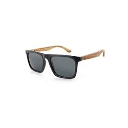 Wave Hawaii Sonnenbrille Modische Sonnenbrille 'TOBO' natur