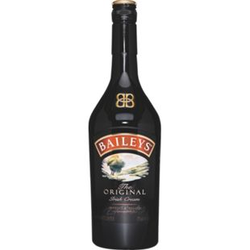 Baileys Original Irish Cream Likör 17,0 % vol 0,7 Liter